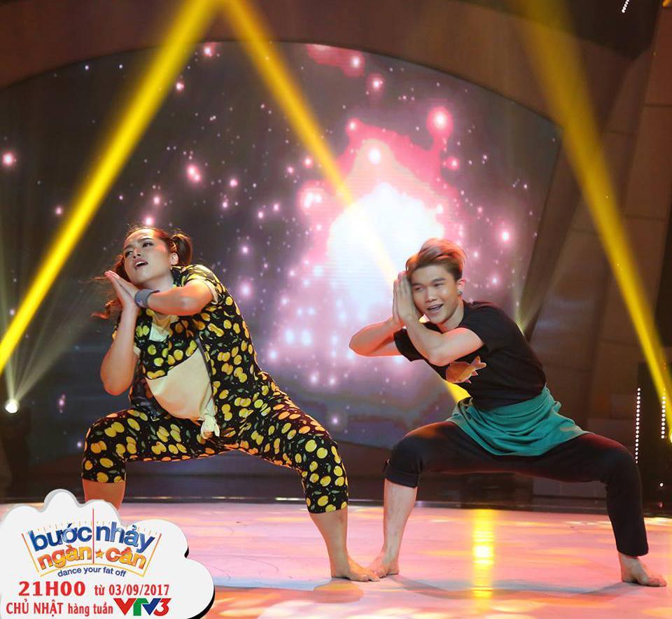 Bước nhảy ngàn cân: Nàng béo từng bị trầm cảm khiến bộ 3 giám khảo khóc nghẹn vì diễn quá đạt-5