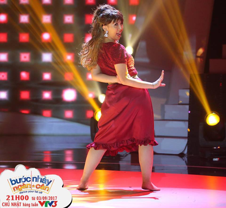 Bước nhảy ngàn cân: Nàng béo từng bị trầm cảm khiến bộ 3 giám khảo khóc nghẹn vì diễn quá đạt-6