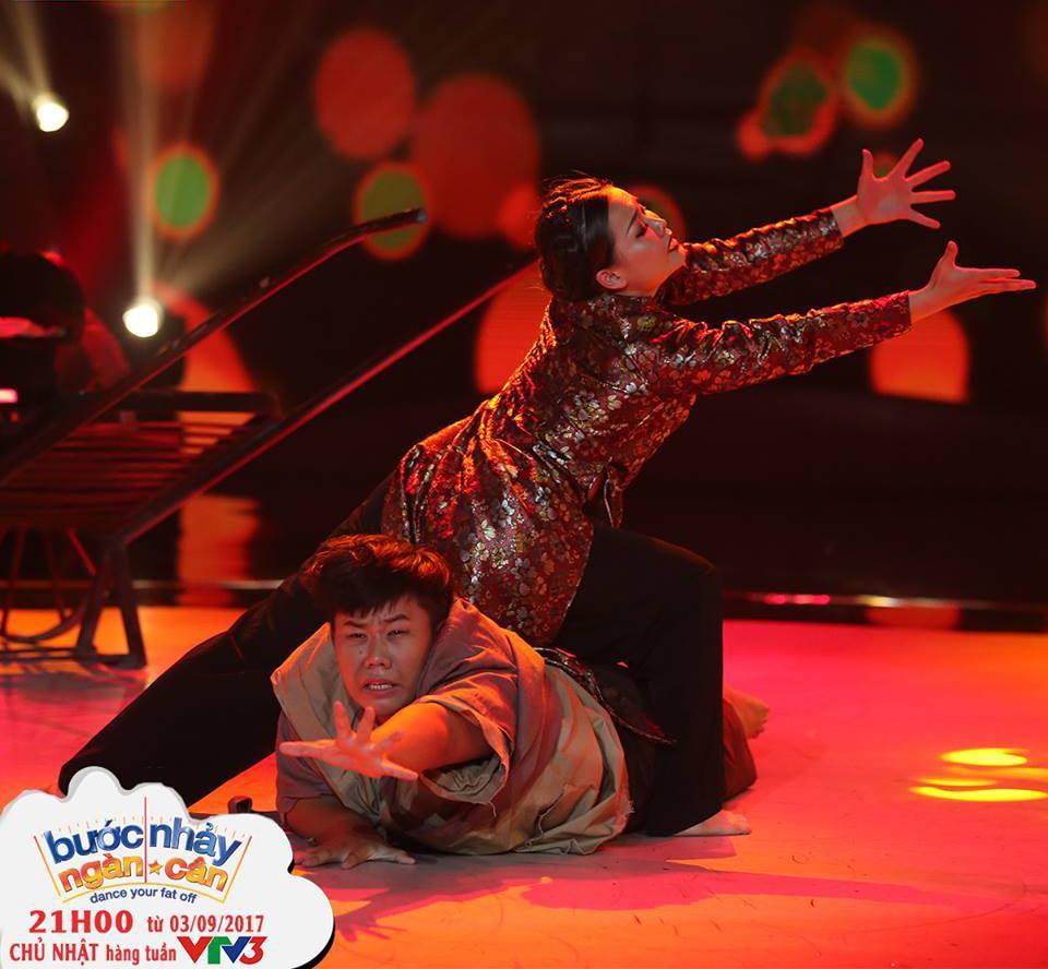 Bước nhảy ngàn cân: Nàng béo từng bị trầm cảm khiến bộ 3 giám khảo khóc nghẹn vì diễn quá đạt-7