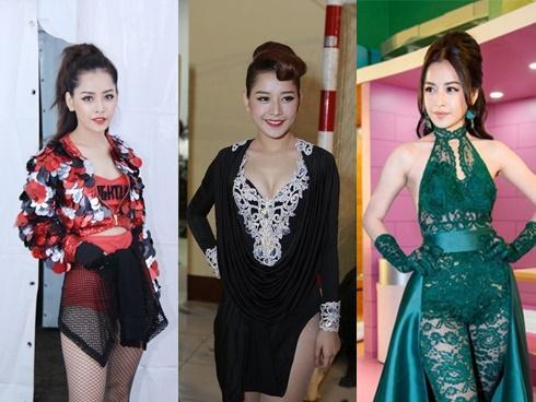 Những lần chọn trang phục 'sai quá sai' của Chi Pu