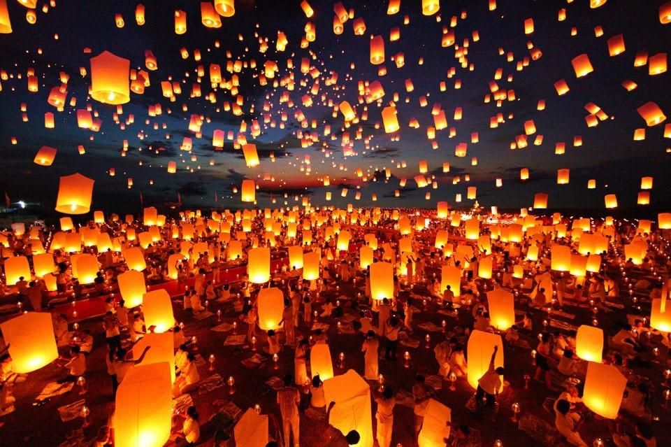 Đi ngắm Chiang Mai rực sáng trong lễ hội Loy Krathong-1