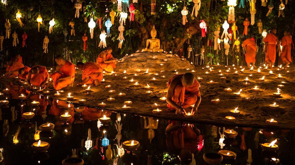 Đi ngắm Chiang Mai rực sáng trong lễ hội Loy Krathong-2