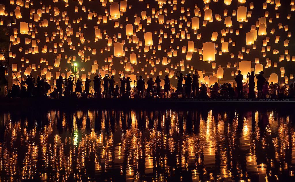 Đi ngắm Chiang Mai rực sáng trong lễ hội Loy Krathong-3