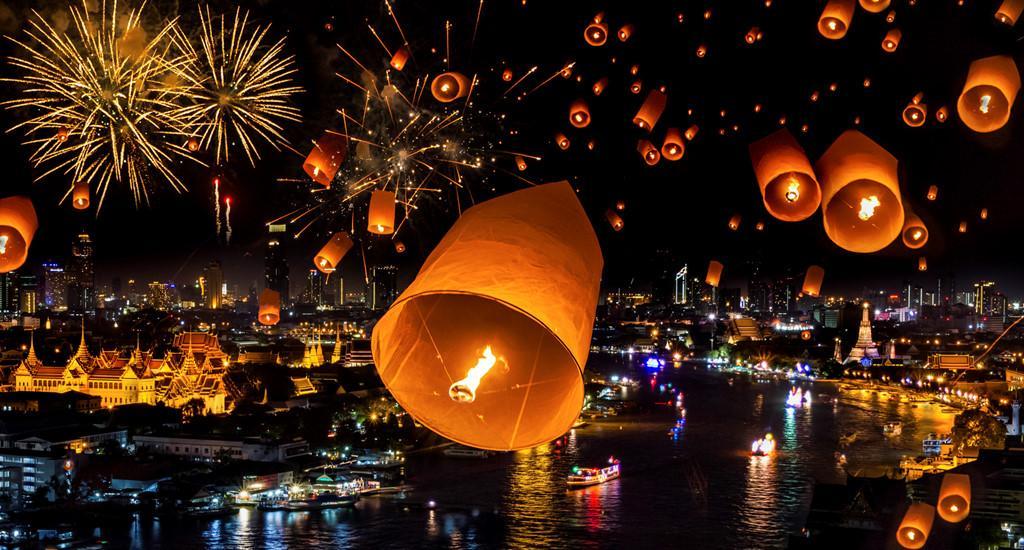Đi ngắm Chiang Mai rực sáng trong lễ hội Loy Krathong-4