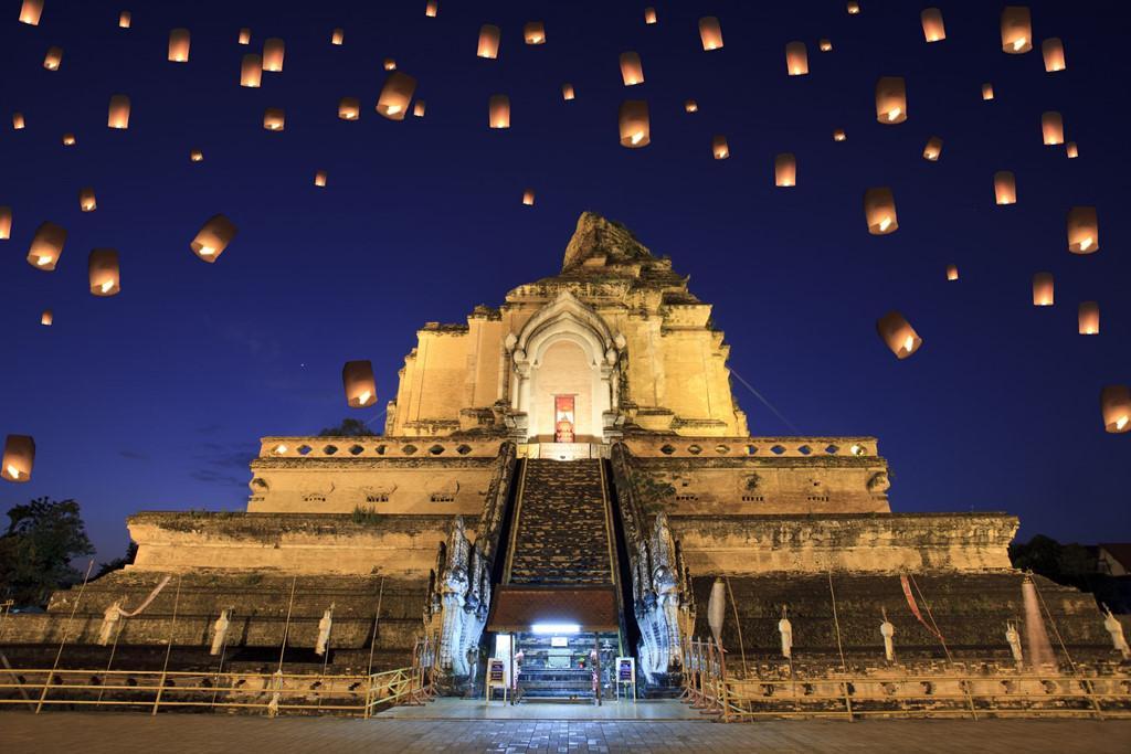 Đi ngắm Chiang Mai rực sáng trong lễ hội Loy Krathong-5