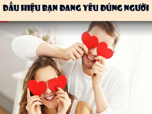 Dấu hiệu chứng tỏ bạn đã yêu đúng người, nhất định phải cưới mau kẻo lỡ