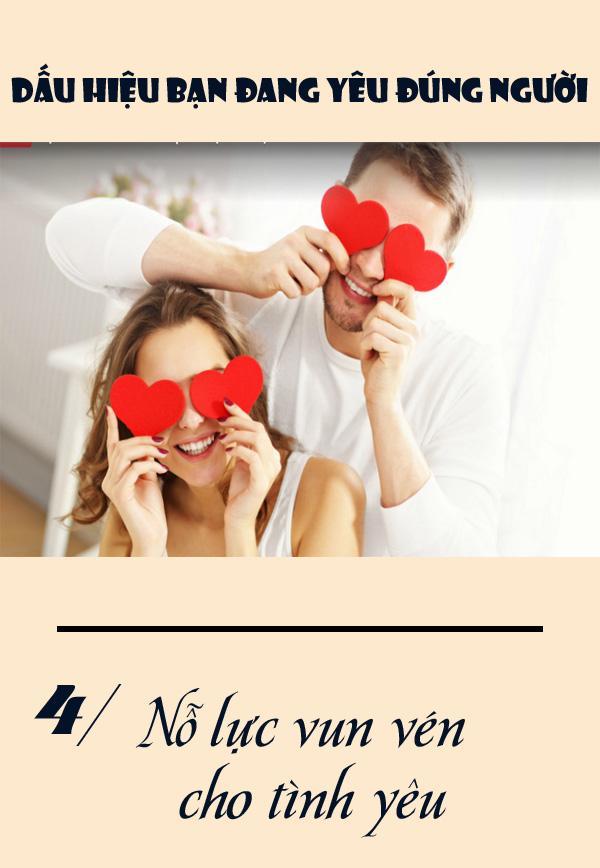 Dấu hiệu chứng tỏ bạn đã yêu đúng người, nhất định phải cưới mau kẻo lỡ-4