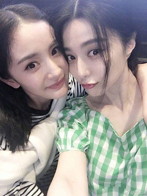 Phạm Băng Băng và Dương Mịch sẽ yêu nhau trong phim đồng tính nữ-1
