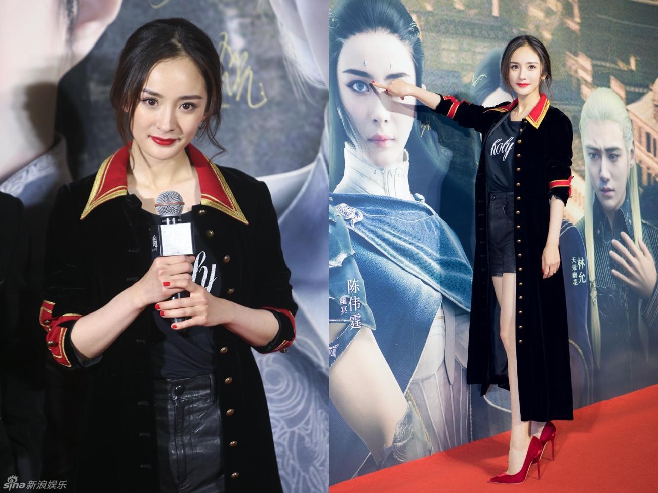 Phạm Băng Băng và Dương Mịch sẽ yêu nhau trong phim đồng tính nữ-2