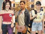 Ngắm nhan sắc và gu thời trang đời thường của Khánh Ngân - tân Hoa hậu Hoàn cầu 2017-12