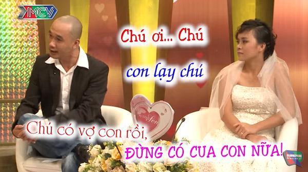 Cười té ghế với cặp vợ chồng chú cháu, gắng hết sức tố nhau trên truyền hình-4