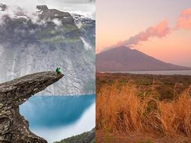 10 cung đường leo núi kỳ thú khiến các phượt thủ 'phê tít'
