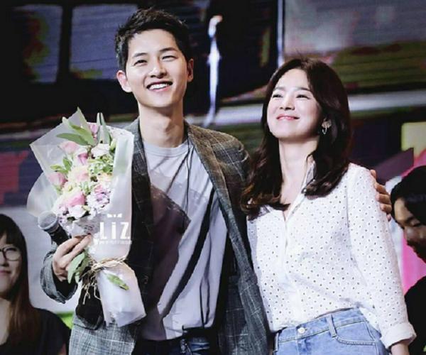 Song Joong Ki và Song Hye Kyo hé lộ địa điểm trăng mật sau đám cưới-1