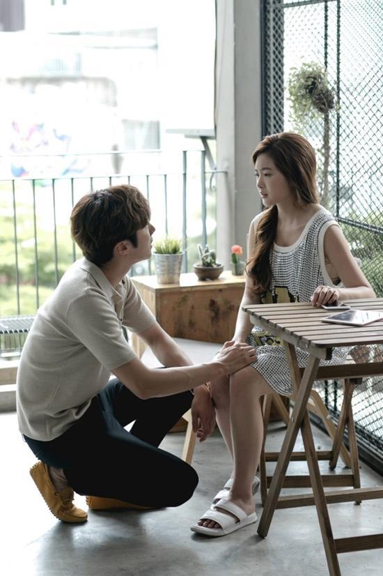 Jung Il Woo gây sốt với Chuyện tình làng giải trí-1