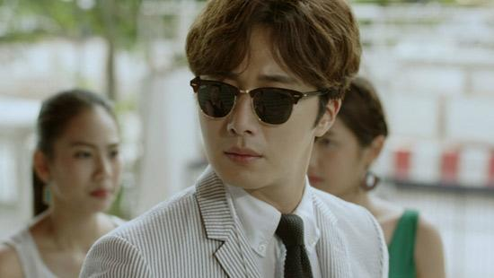 Jung Il Woo gây sốt với Chuyện tình làng giải trí-3