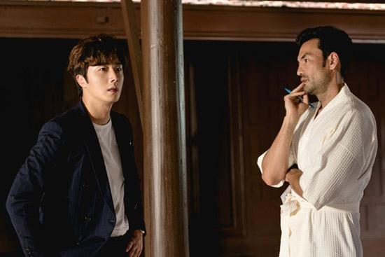 Jung Il Woo gây sốt với Chuyện tình làng giải trí-4