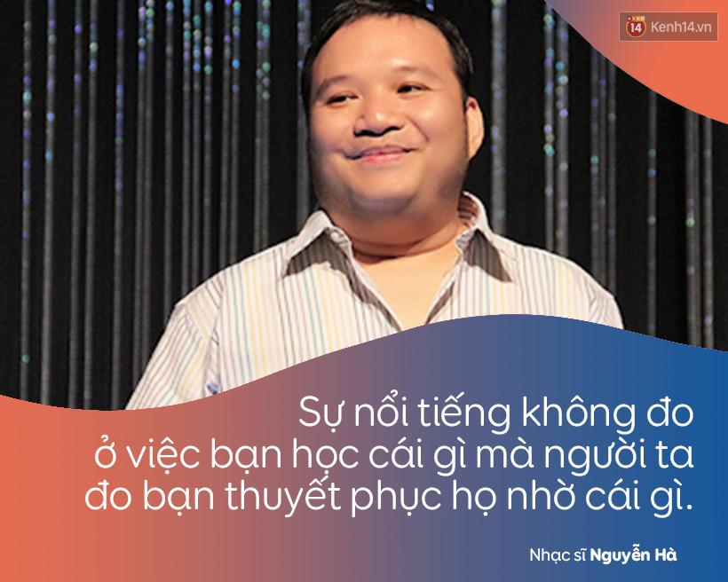 Nhạc sĩ Nguyễn Hà: Thanh Lam có học nhiều thì cứ hát, chạy đua giải thưởng để chứng minh đi-3