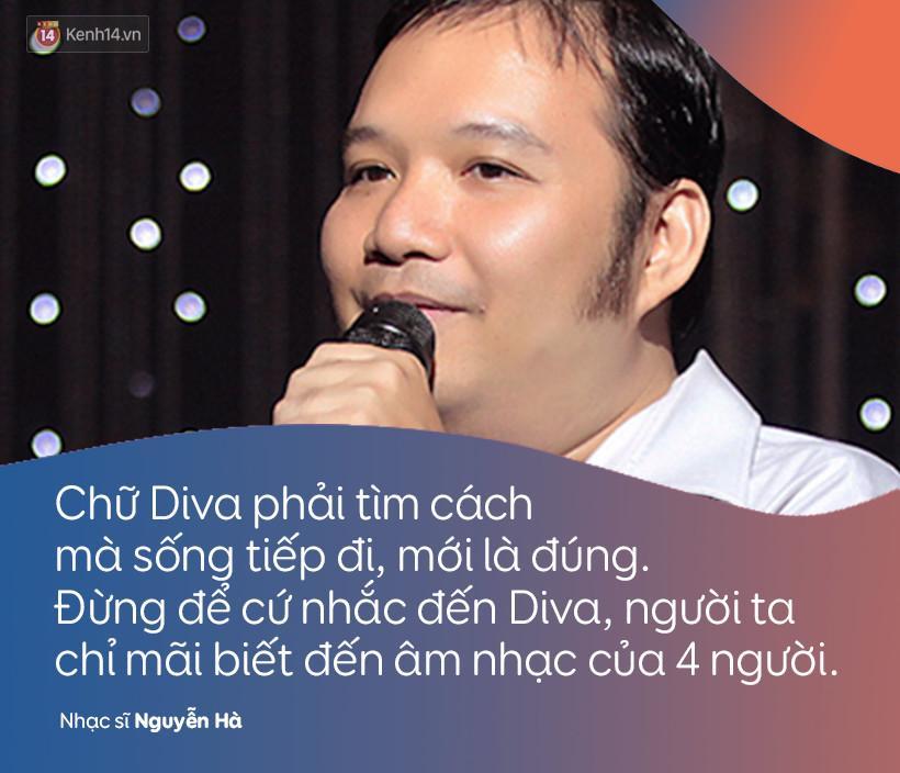Nhạc sĩ Nguyễn Hà: Thanh Lam có học nhiều thì cứ hát, chạy đua giải thưởng để chứng minh đi-4