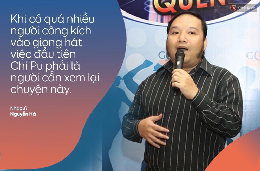 Nhạc sĩ Nguyễn Hà: Thanh Lam có học nhiều thì cứ hát, chạy đua giải thưởng để chứng minh đi-5