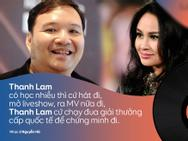 Nhạc sĩ Nguyễn Hà: 'Thanh Lam có học nhiều thì cứ hát, chạy đua giải thưởng để chứng minh đi'