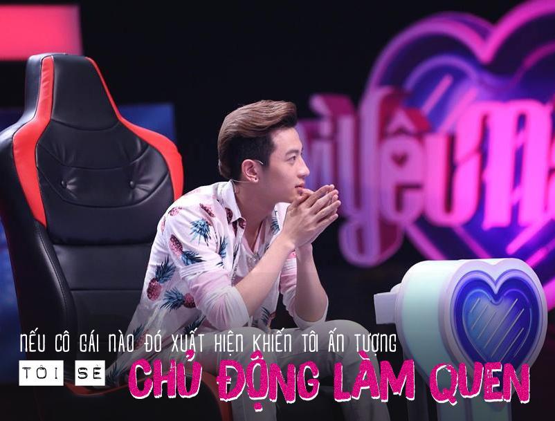 Hot boy Phí Ngọc Hưng của Vì yêu mà đến lần đầu chia sẻ về mẫu bạn gái lý tưởng-1