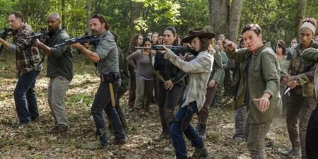 The Walking Dead Season 8 chính thức khởi chiếu-1
