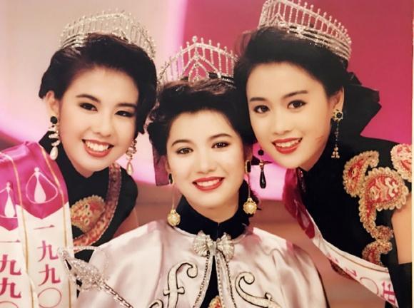Ở tuổi 48, nàng Chúc Anh Đài - Lương Tiểu Băng vẫn vô tư diện đồ như thiếu nữ-1