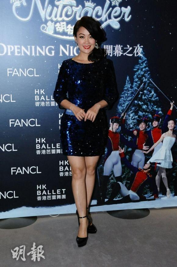 Ở tuổi 48, nàng Chúc Anh Đài - Lương Tiểu Băng vẫn vô tư diện đồ như thiếu nữ-5