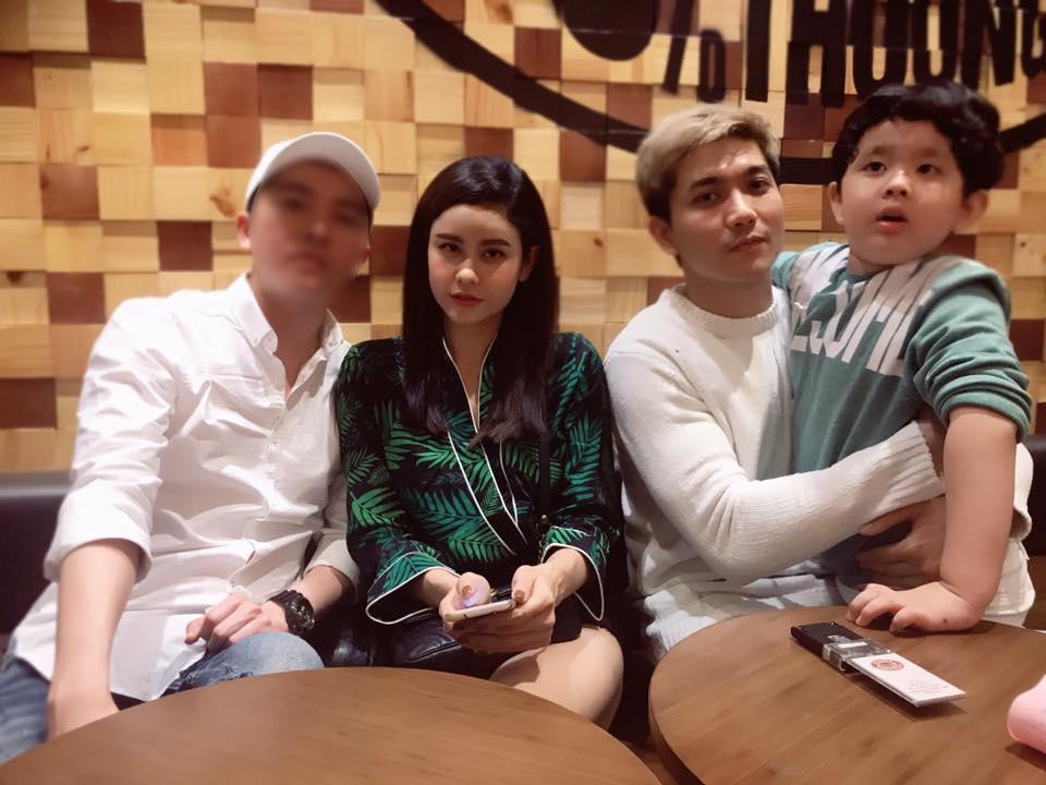 Sau tuyên bố ly hôn, Trương Quỳnh Anh và Tim lại hẹn hò như chưa hề có cuộc chia ly-4