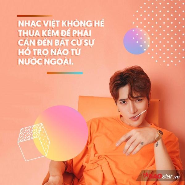 Châu Đăng Khoa: 'Xưa giờ luôn nghĩ chỉ mình nghe Kpop, đời nào Hàn Quốc nghe nhạc mình'-4