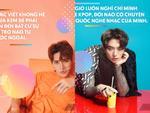 Châu Đăng Khoa: 'Xưa giờ luôn nghĩ chỉ mình nghe Kpop, đời nào Hàn Quốc nghe nhạc mình'
