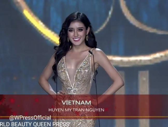 Huyền My tỏa sáng rực rỡ trong đêm bán kết Miss Grand International 2017-1