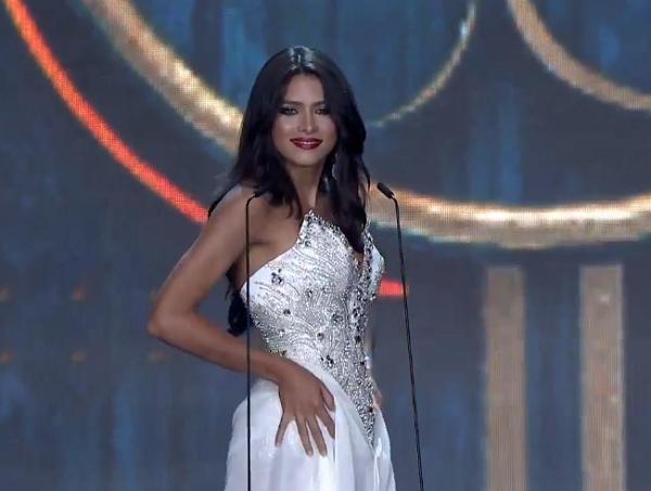 Huyền My tỏa sáng rực rỡ trong đêm bán kết Miss Grand International 2017-9