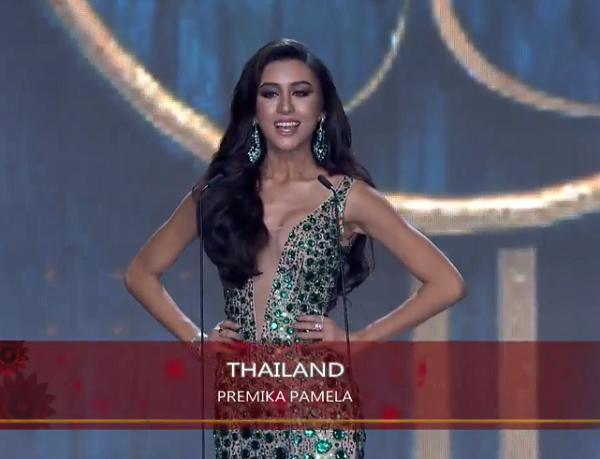 Huyền My tỏa sáng rực rỡ trong đêm bán kết Miss Grand International 2017-10