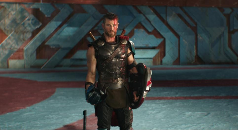 Chris Hemsworth phấn khích khi biết fan Việt gọi mình là Thỏ-1