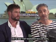 Chris Hemsworth phấn khích khi biết fan Việt gọi mình là 'Thỏ'