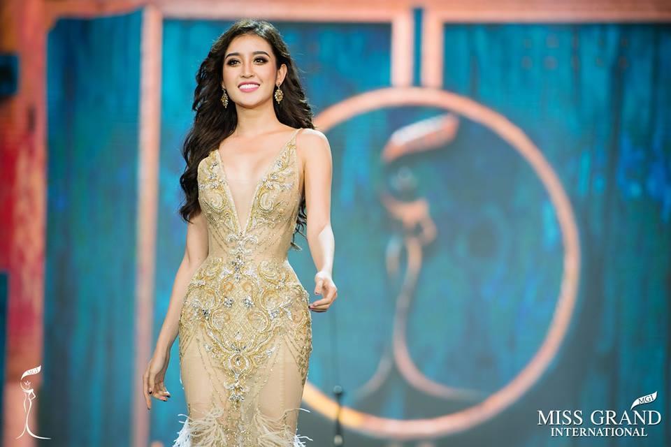 Top 10 bộ cánh dạ hội đẹp xuất sắc ở bán kết Miss Grand International 2017-2