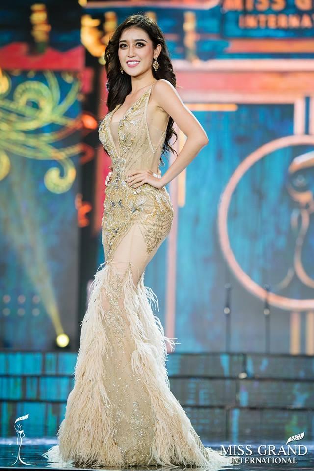 Top 10 bộ cánh dạ hội đẹp xuất sắc ở bán kết Miss Grand International 2017-3