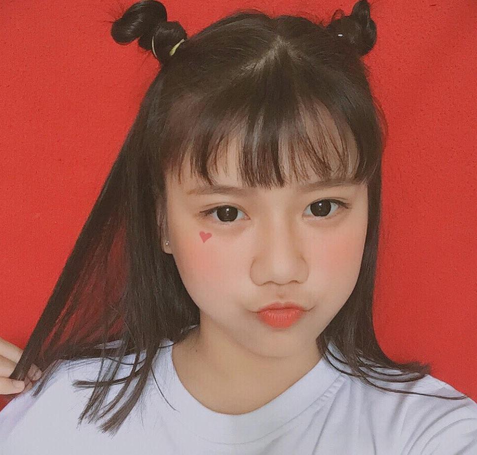 Sinh năm 2001, cô bạn Bình Dương trông đáng yêu như trẻ con chỉ nhờ mặt tròn-1