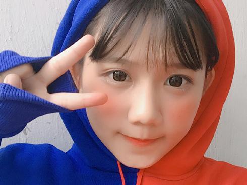 Sinh năm 2001, cô bạn Bình Dương trông đáng yêu như trẻ con chỉ nhờ mặt tròn
