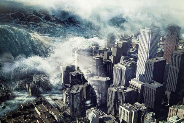 Sóng thần 1.200km/giờ sẽ huỷ diệt Trái đất khi hành tinh bí ẩn xuất hiện?-1