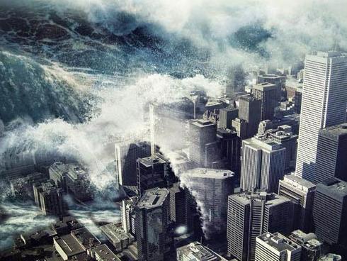 Sóng thần 1.200km/giờ sẽ huỷ diệt Trái đất khi hành tinh bí ẩn xuất hiện?