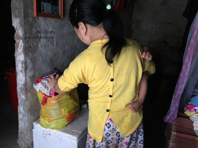 Trở lại ngôi nhà dột nát của người mẹ ngây ngô bị xâm hại dẫn đến sinh con-8