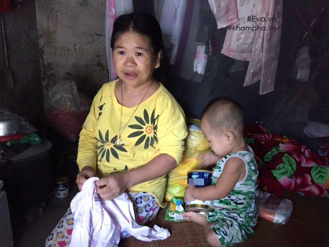 Trở lại ngôi nhà dột nát của người mẹ ngây ngô bị xâm hại dẫn đến sinh con-5