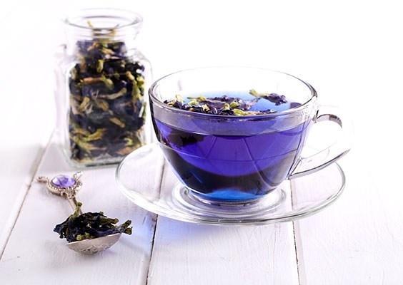 Giới trẻ phát cuồng với công thức trà hoa đậu biếc nhìn là mê, uống là phê-2