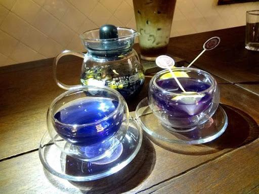 Giới trẻ phát cuồng với công thức trà hoa đậu biếc nhìn là mê, uống là phê-6