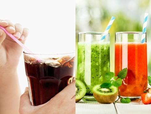Tăng cân vù vù dù đang ăn kiêng vì chọn sai đồ uống