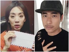 Tin sao Việt 24/10: 'Chết cười' xem Thu Trang bóc mẽ tình trạng nợ nần của Kiều Minh Tuấn