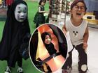 'Quỷ vô diện' 3 tuổi tái xuất với diện mạo 'quả đu đủ' siêu yêu