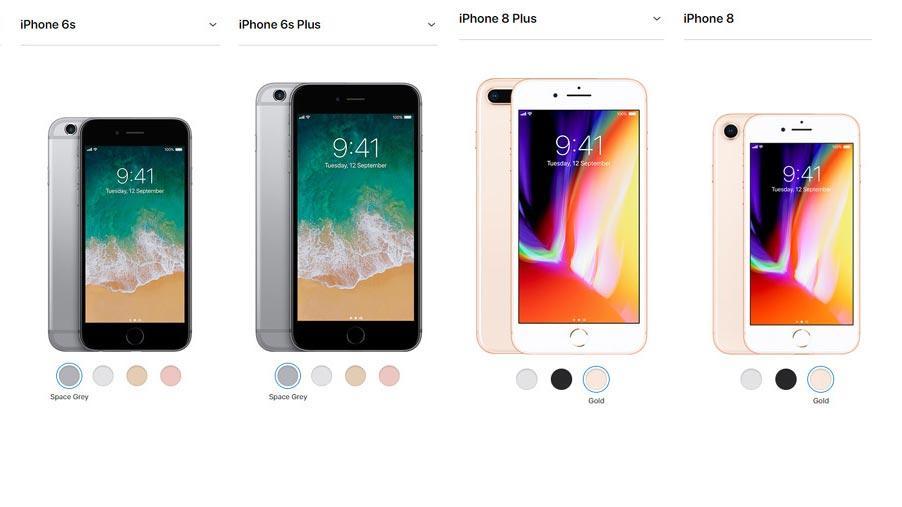 Tin buồn cho Apple: iPhone 6s/6s Plus cũng bán chạy hơn iPhone 8/8 Plus-1